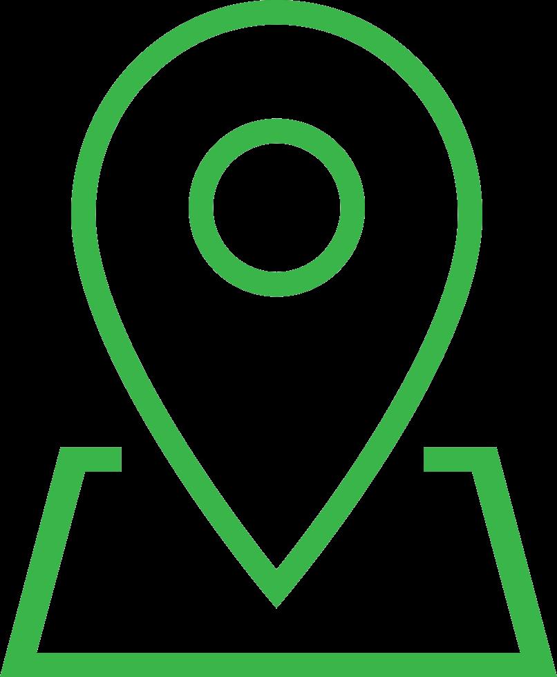 Bekende locaties